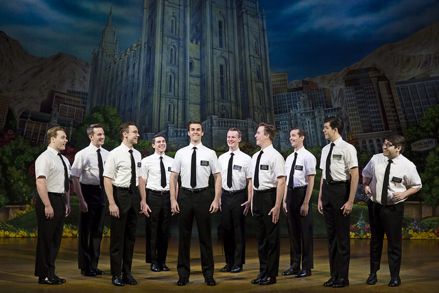 The Book of Mormon Company - The Book of Mormon Photo Credit: Julieta Cervantes 2017