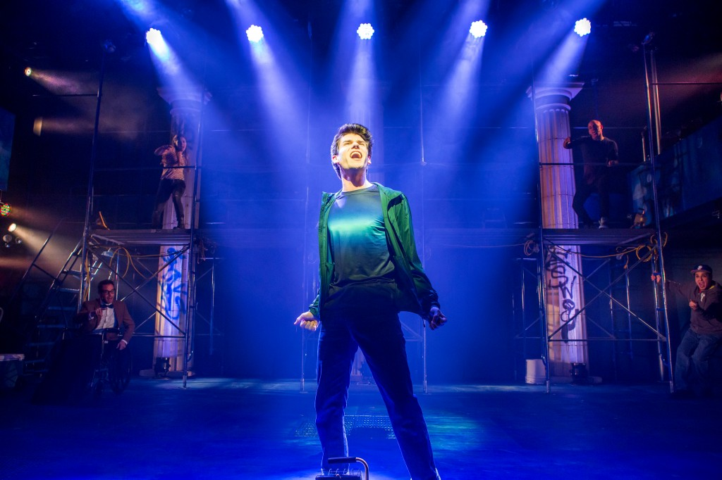 The Lightning Thief :The Percy Jackson Musical