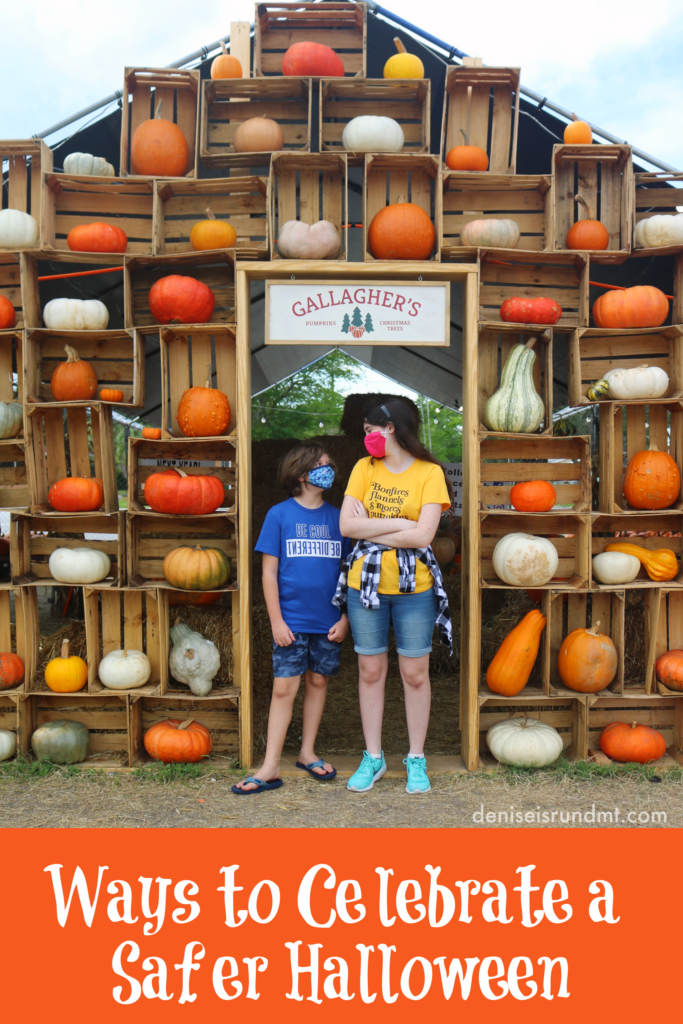 A safer Halloween at Gallagher's pumpkin patch