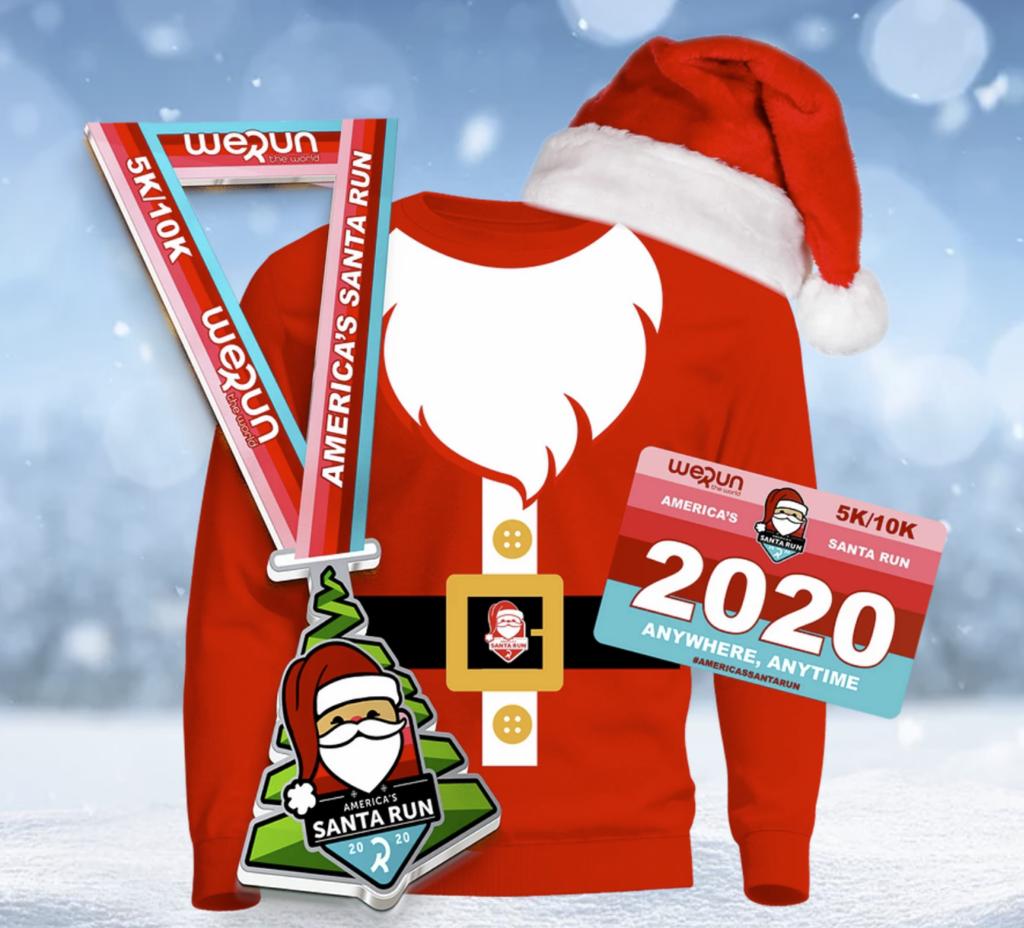 America's Santa Run