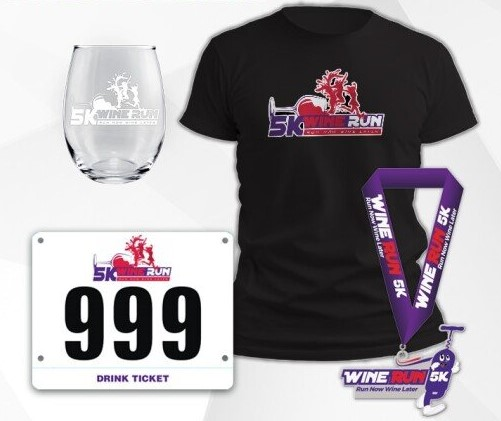 Virtual Wine 5K