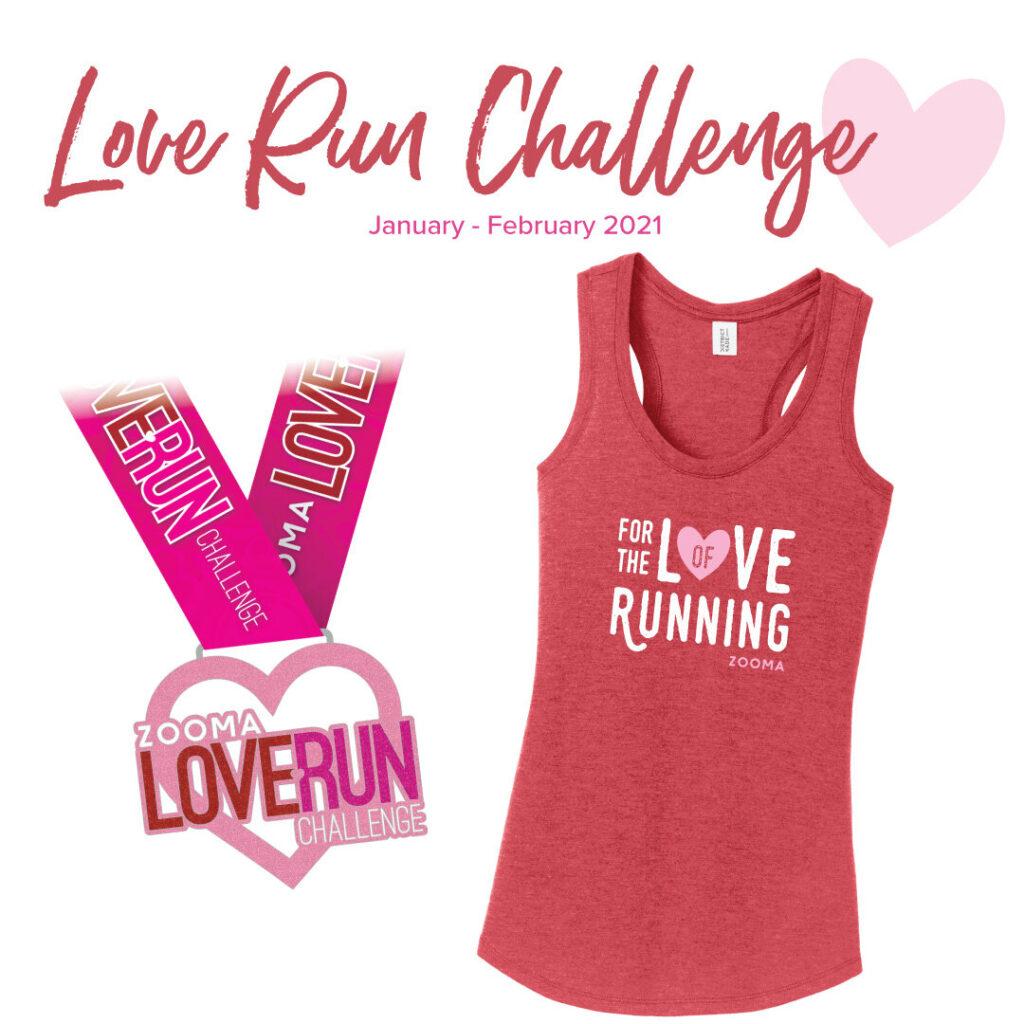 ZOOMA Love Run Challenge