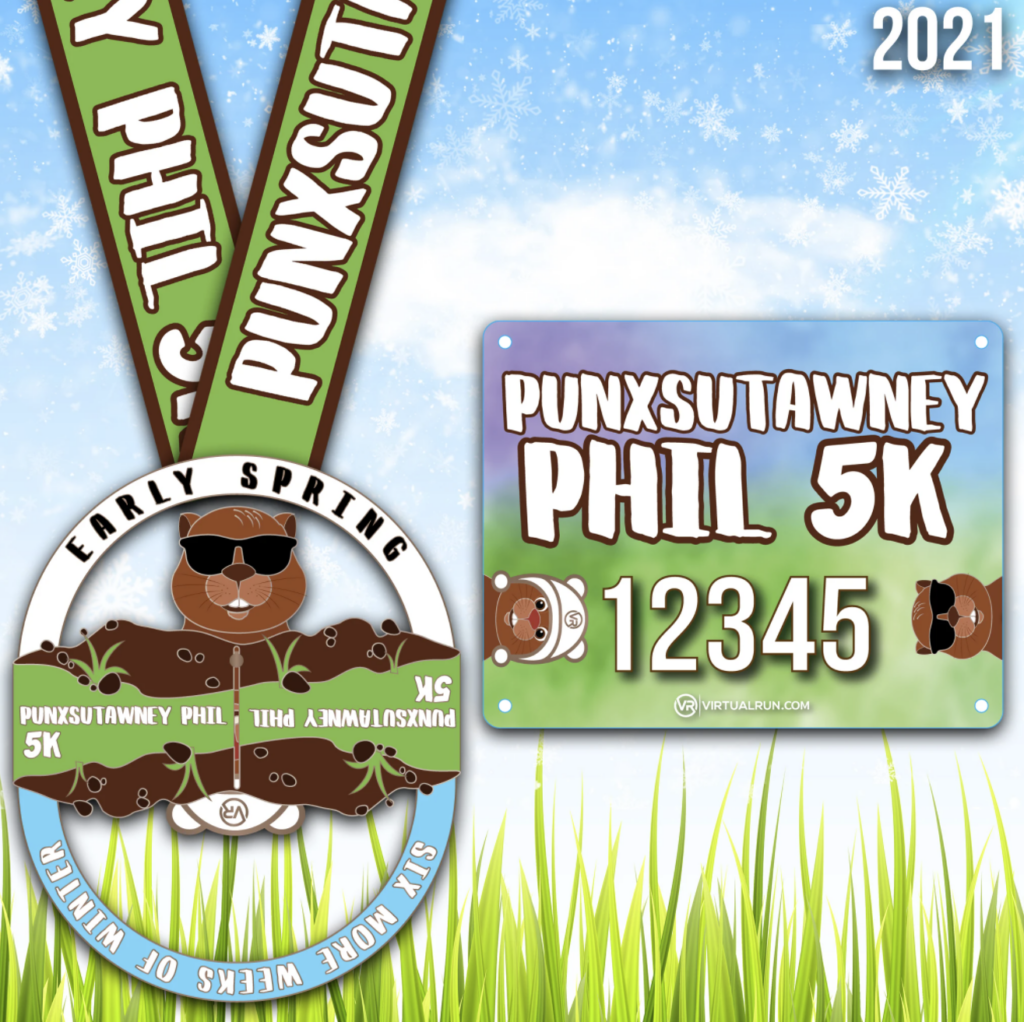 Groundhog Day 5K - Punxsutawney Phil fun run