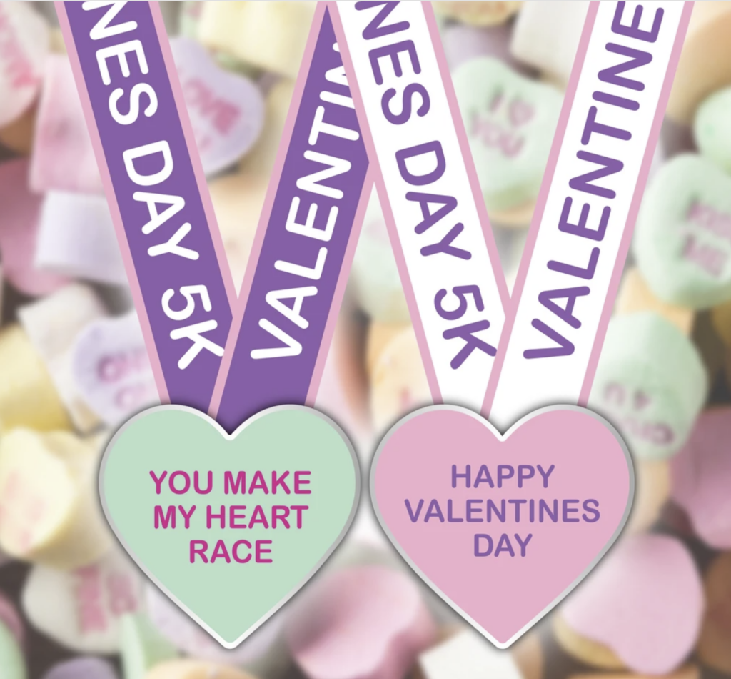 Candy conversation hearts - Valentine's Day 5K