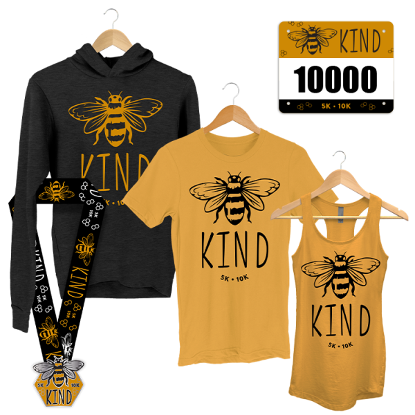 Bee Kind Virtual Race