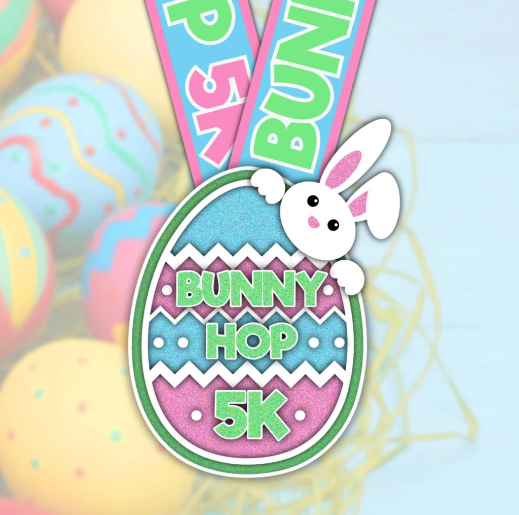 Bunny Hop 5K Virtual Race