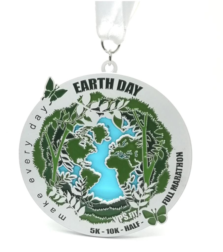 Earth Day 5K - Virtual Race