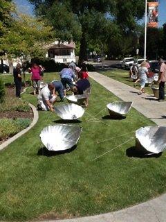 solar lawn