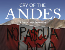 Cry of the Andes   Print Collateral + Website