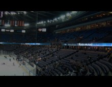 Rexall Place LED Power Ring