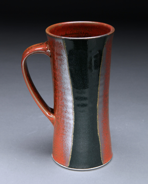 3RedBlackTall-Mug