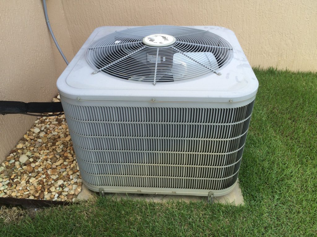Home Air-conditioning unit located in Florida
