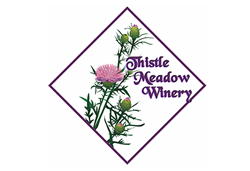 Thistle Meadow Winery Half Price Glasses