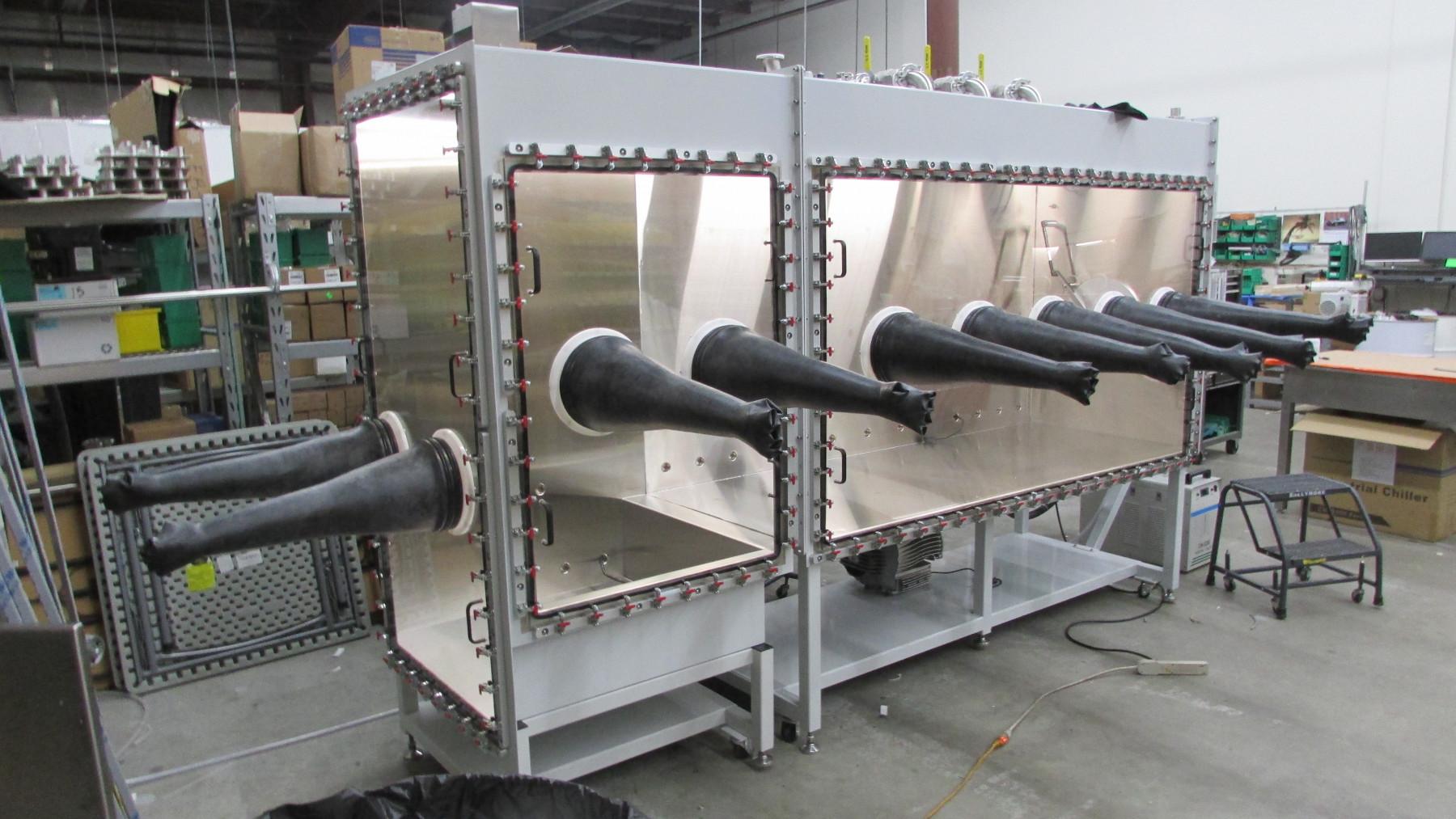 Custom System for Robot Integration