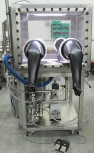 double sided glovebox