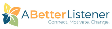 A Better Listener logo in full color