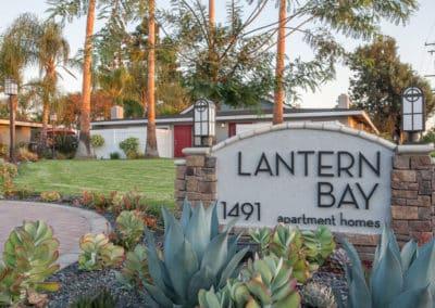 Lantern Bay Apartment Homes entrance
