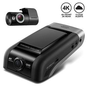 HD Dash Cam With Night Vision