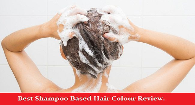 Best Shampoo Based Hair Colour Review In India 2020