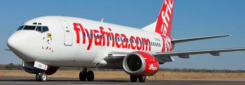 FLYAFRICA.COM links Harare, Victoria Falls and Johannesburg