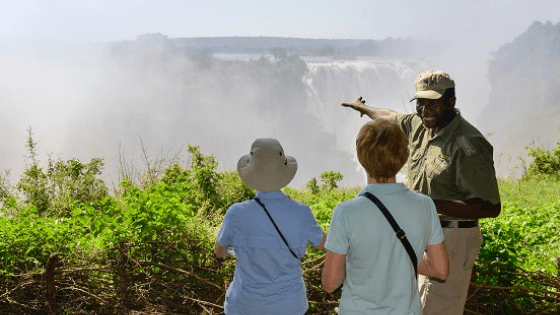Got a bucket list? Add Victoria Falls to the top of your list