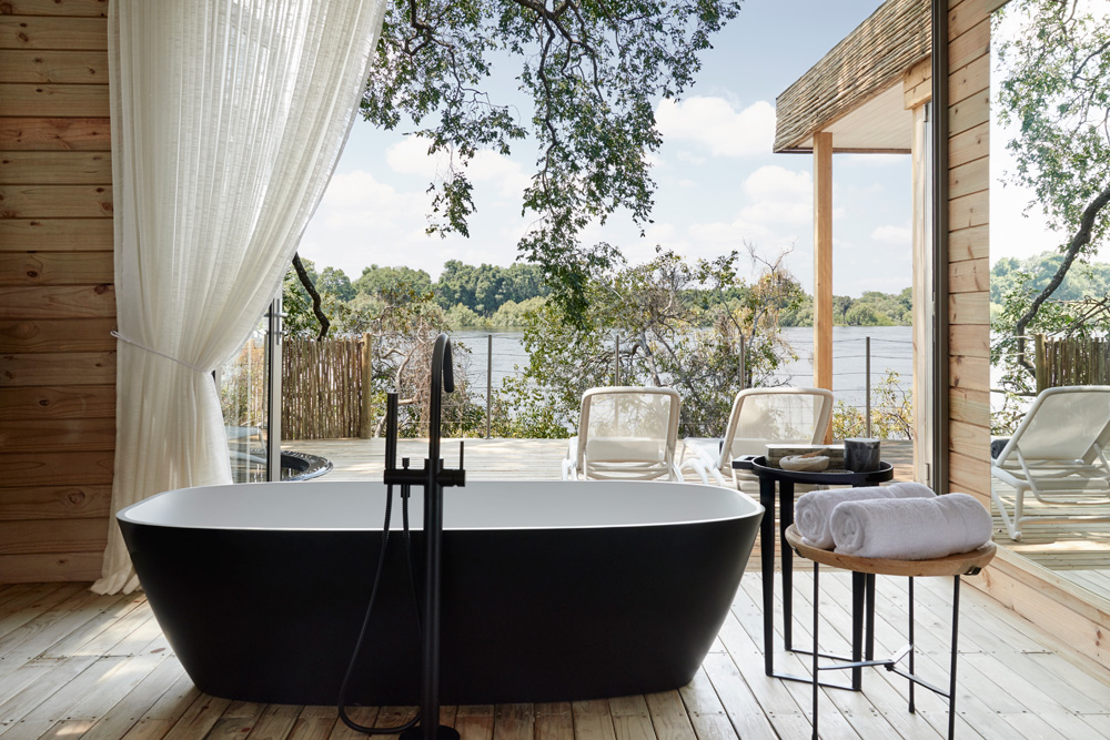 Starbed Treehouse - Ensuite bathroom