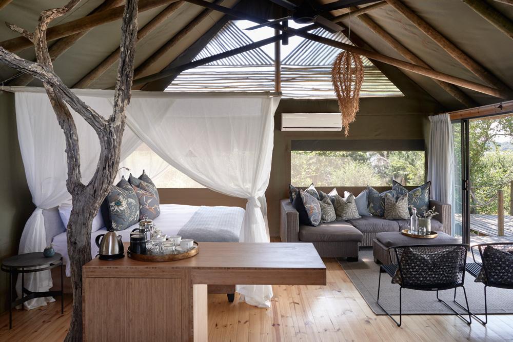 Luxury Tented Suite