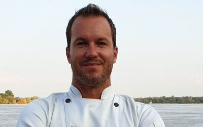 Victoria Falls River Lodge's new chef excited to get cooking