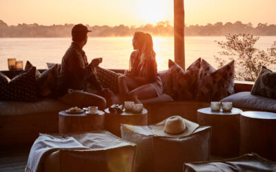 Indulge in a romantic getaway to Victoria Falls