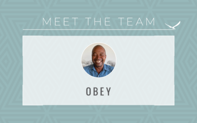MEET THE TEAM – Obey Mahlupeka