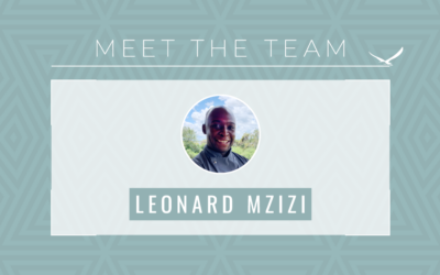 MEET THE TEAM – Leonard Mzizi