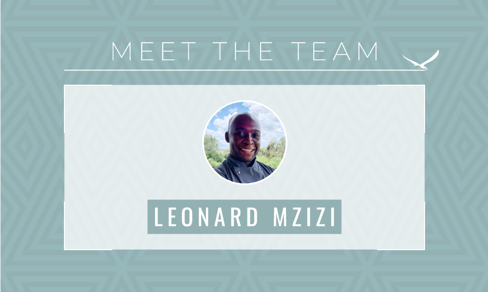 MEET THE TEAM – Leonard Mzizi