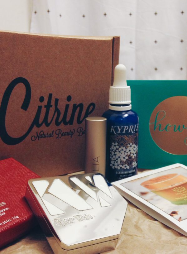 Citrine Natural Skin: Favourite Products