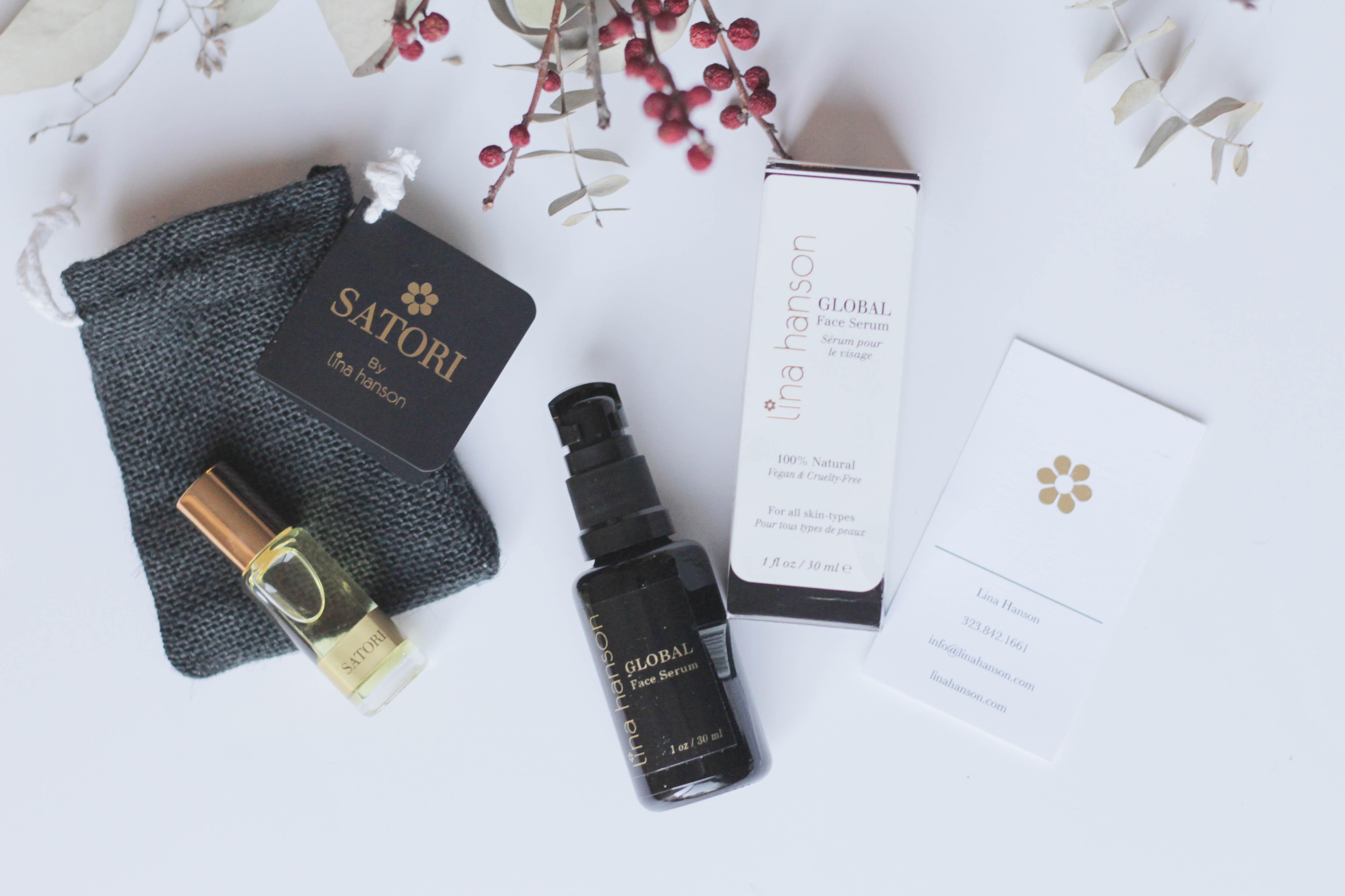 Global Face Serum, Satori Perfume Oil