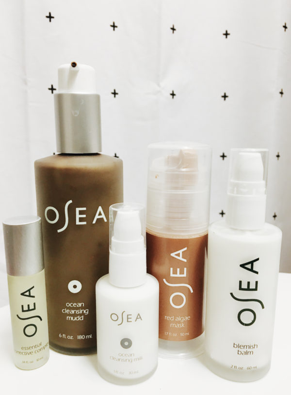 OSEA Malibu Skincare Review
