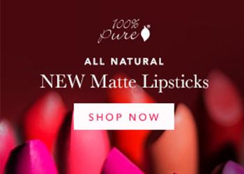 100% pure, organic, cosmetics, skincare