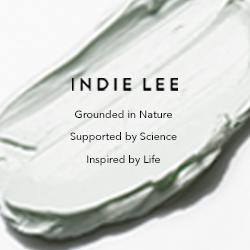 Indie Lee Green beauty skincare