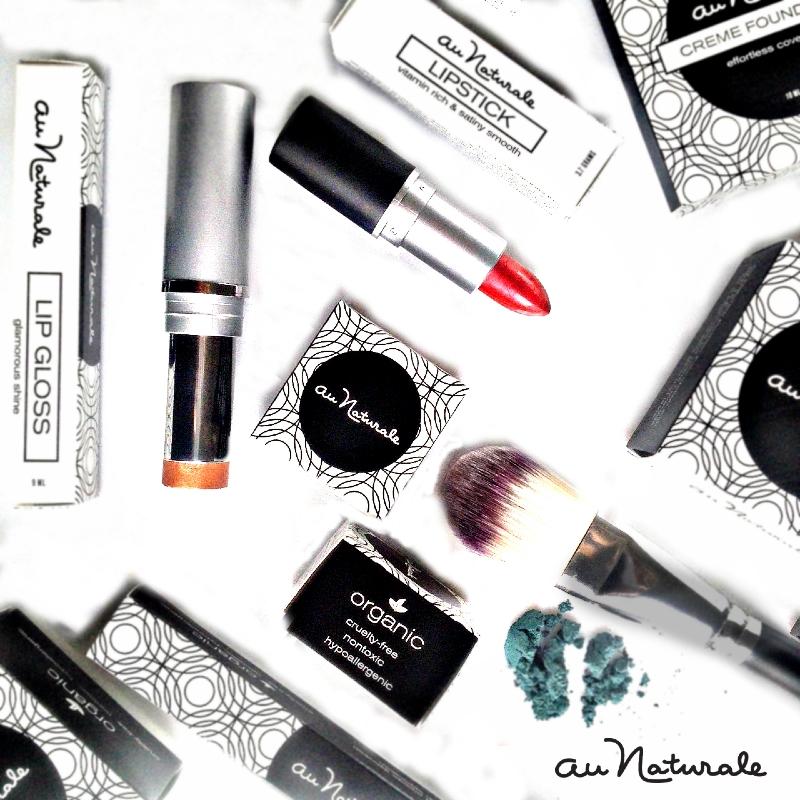 Au Naturale, Cosmetics, Makeup