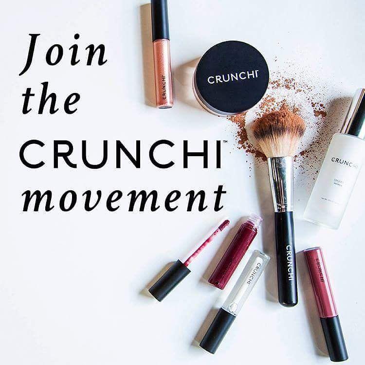 Crunchi Cosmetics, safe beauty, green beauty, natural makeup