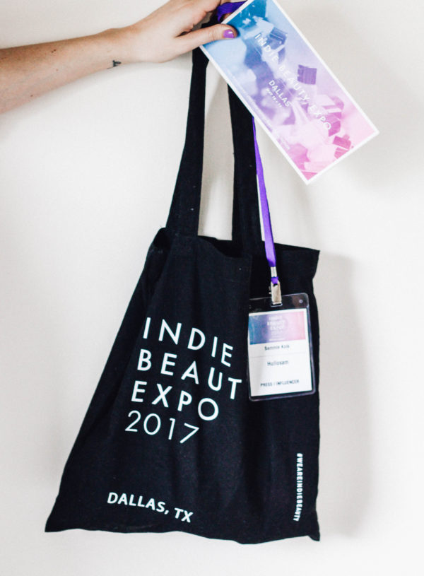 What's The Happs: Indie Beauty Expo Dallas!