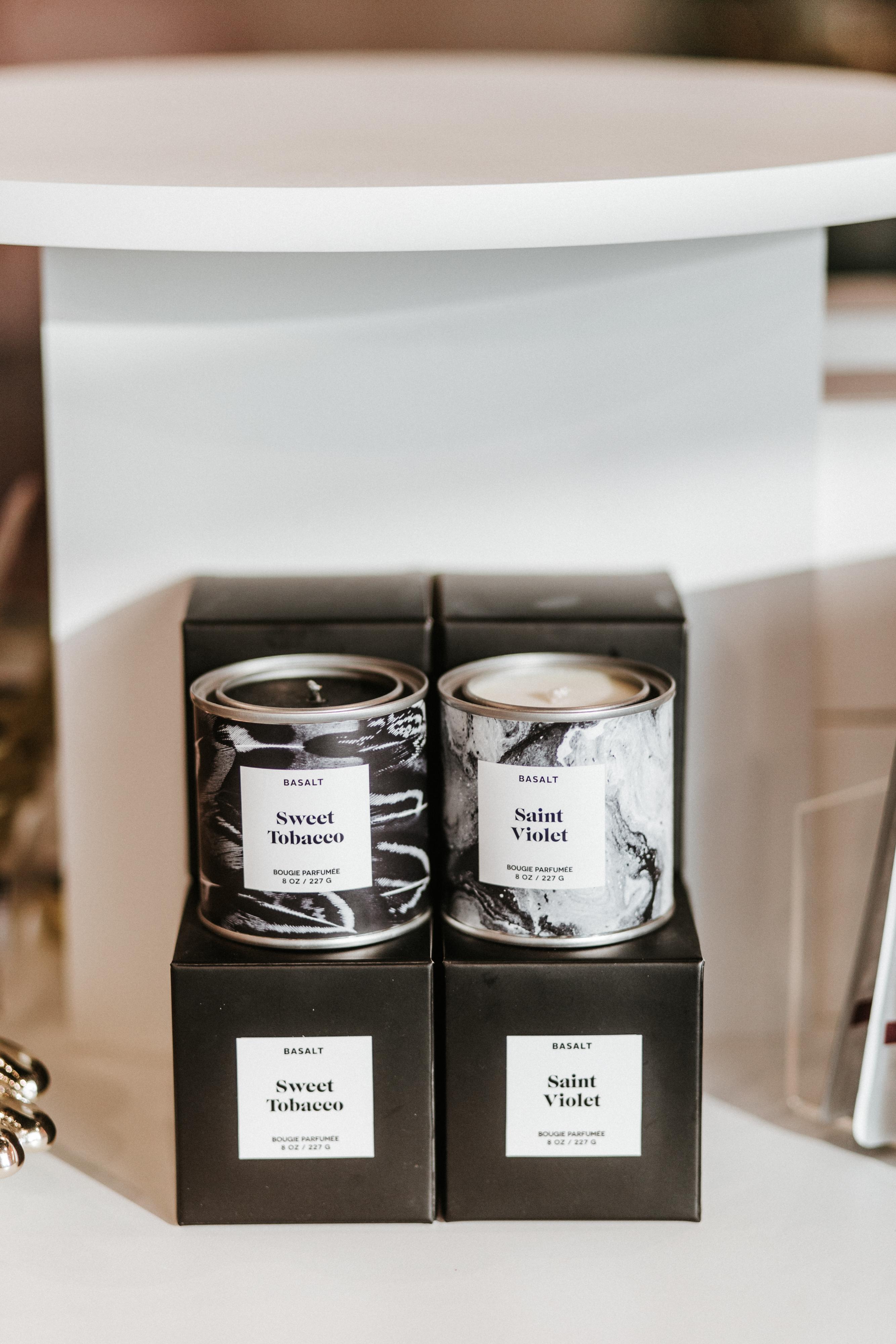 Lemon Laine, Candles