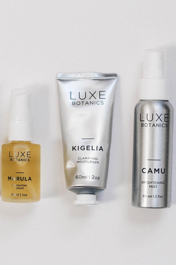 Brand Highlight: Luxe Botanics, Skincare With a Purpose