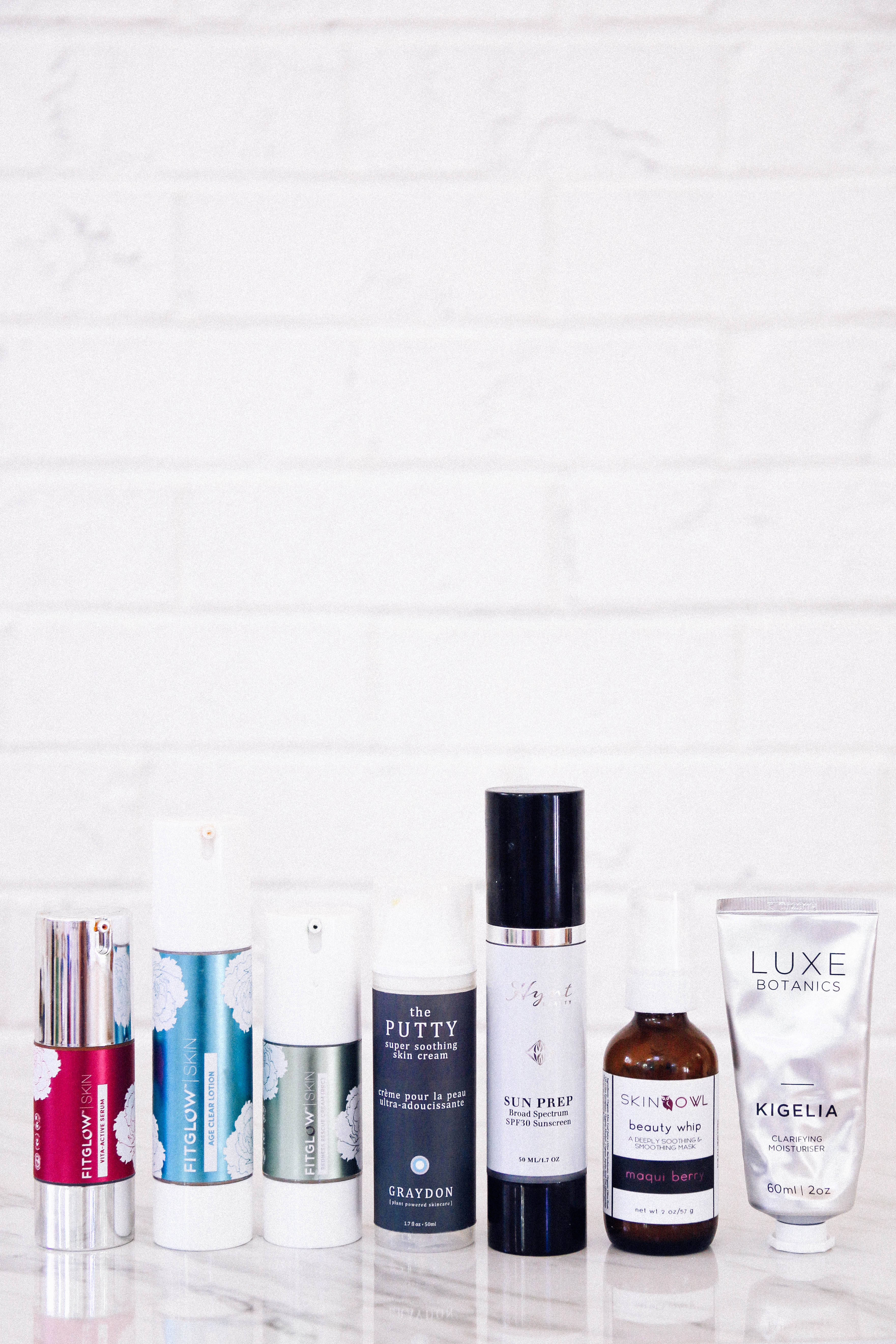 Updated Skincare Routine // Spring/Summer 2018