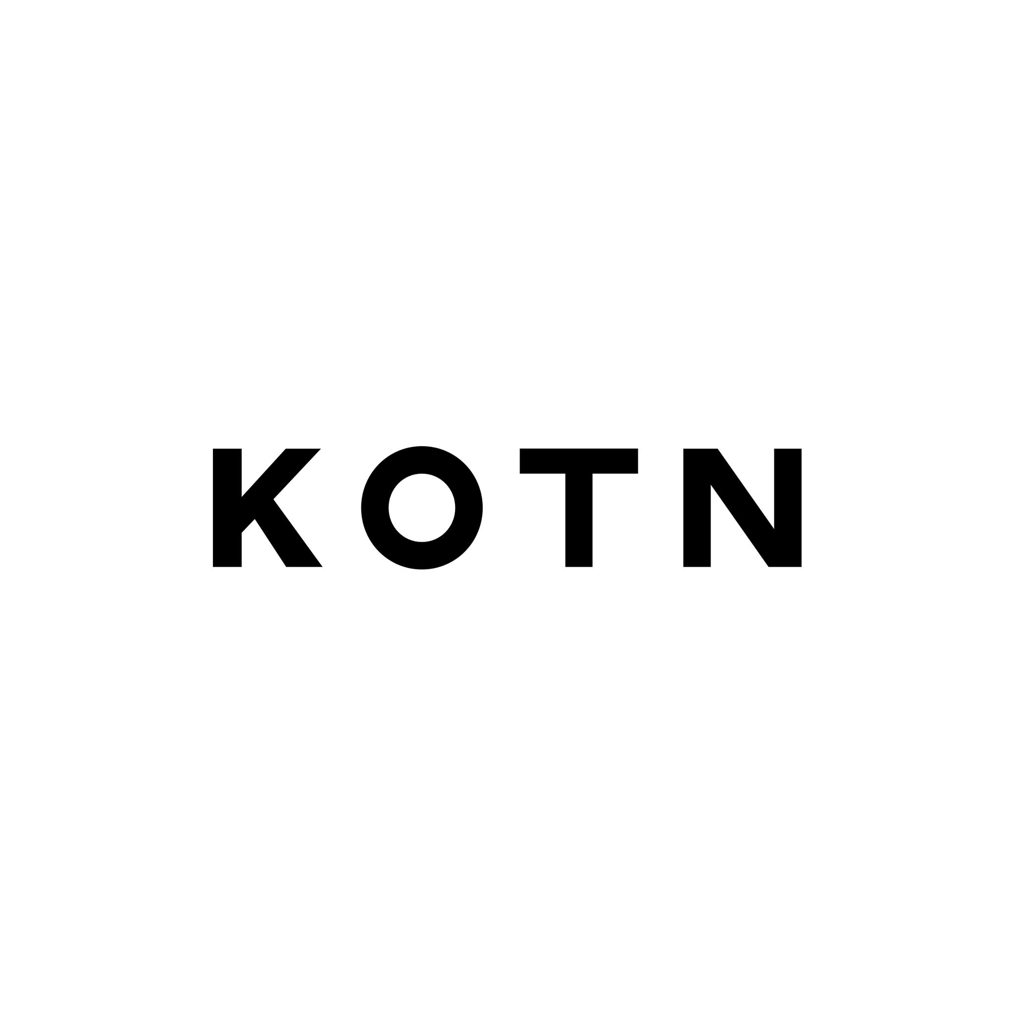 Kotn, organic clothing, apparel, sustainable