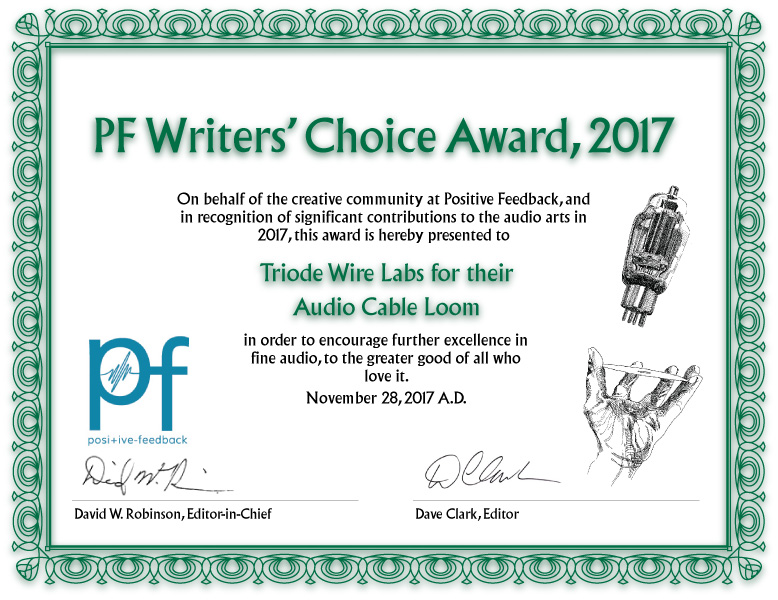 "A Final Wrap-Up from 2017 – Two, ""end of year"" reviews & two awards!!!"