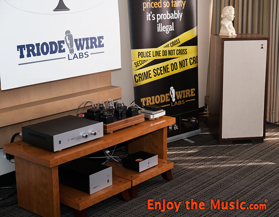 Triode Wire Labs at the inaugural 2019 Florida Audio Expo!