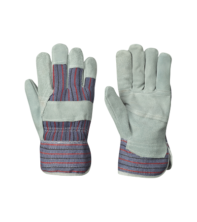 PIO 834 – Fitter's Patch Palm Cowsplit Glove – Prod Img