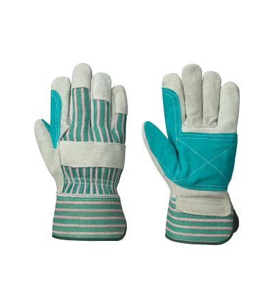PIO 845 – Fitter's Double Palm Cowsplit Glove – Prod Img
