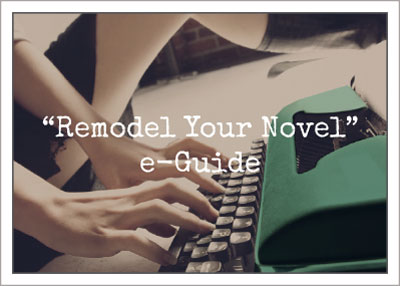 Remodel Your Novel e-Guide