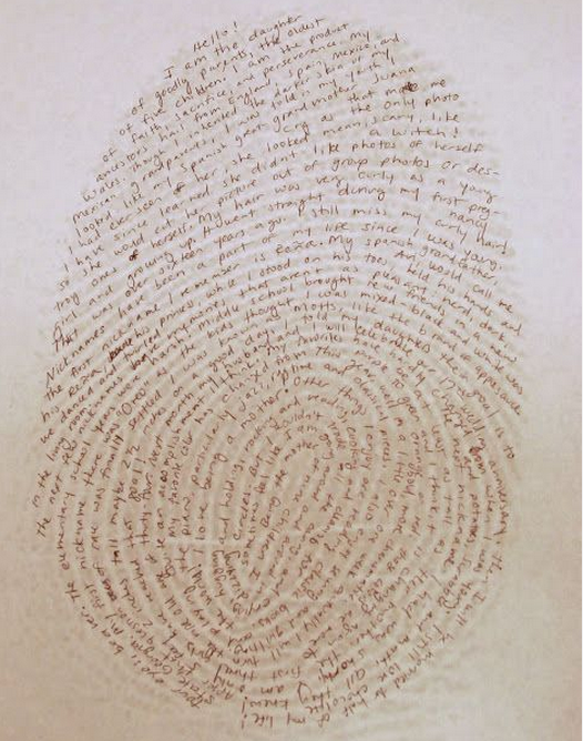 writing-thumbprint-individuality